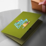 Silk Greeting Cards